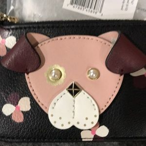 kate spade Accessories - Kate Spade Dog Key/card Holder